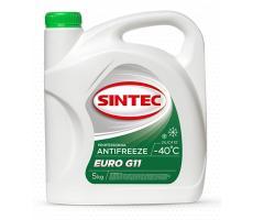 Антифриз Sintec EURO G11 -40C, 5KG
