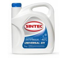 Антифриз Sintec Universal -40C, 5KG