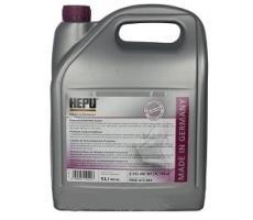 Антифриз HEPU G13 5л (концентрат) 1:1 -40°C